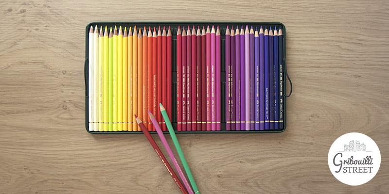 Les crayons de couleurs ça n'est pas que pour les enfants