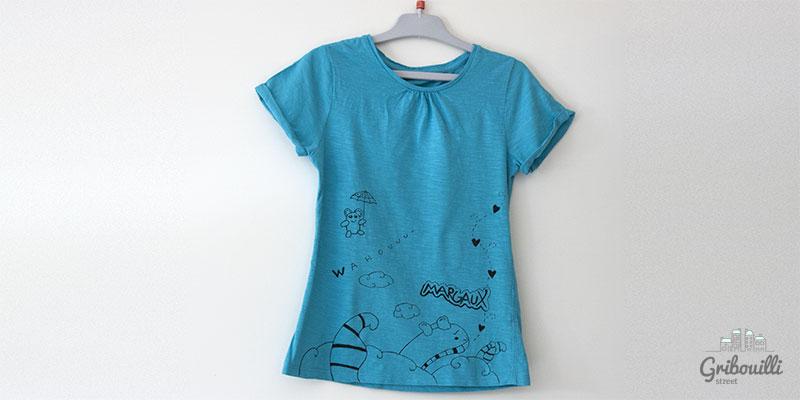 T shirt Doodle !