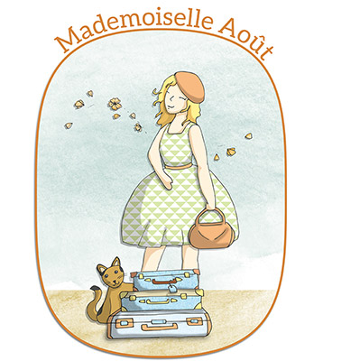Mademoiselle version tote bag