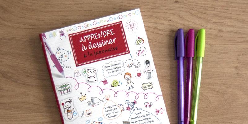 Apprendre à dessiner à la japonaise
